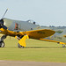 Hawker Fury FB.11 'SR661' (G-CBEL) by Hawkeye UK