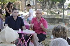 Rencontre avec Sébastien Laurier