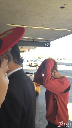 Big Bang - Los Angeles Airport - 06oct2015 - bofl - 03
