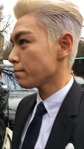 TOP - Dior Homme Fashion Show - 23jan2016 - 1845495291 - 07