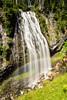 Narada Falls and Rainbow