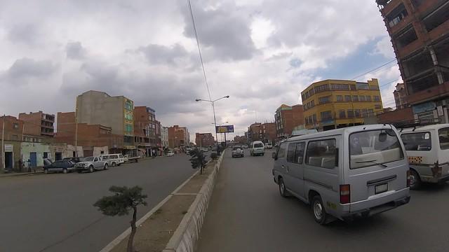 """El Alto - stinkendes, stressiges """"Vorörtchen"""" von La Paz"""