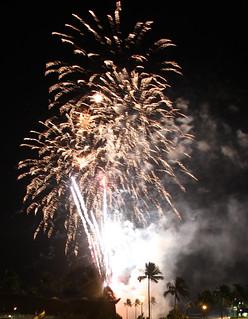 Image of Waikiki Beach near Honolulu. hawaii honolulu waikiki