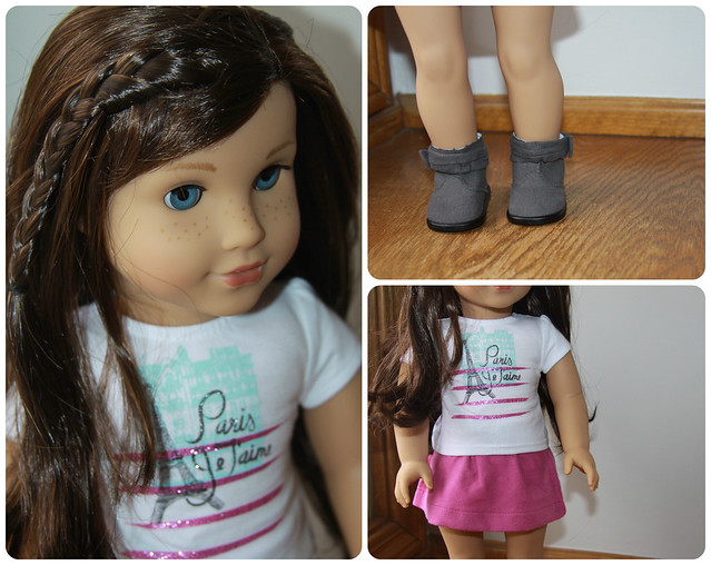 American Girl - Grace Thomas - Girl of the Year 2015 details