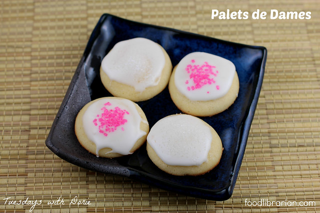 Palets de Dames - Tuesdays with Dorie Baking Chez Moi