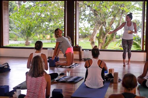 Yoga Teacher Training at Blue Osa