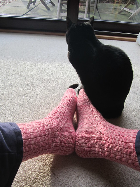 Pink Pony socks (5)