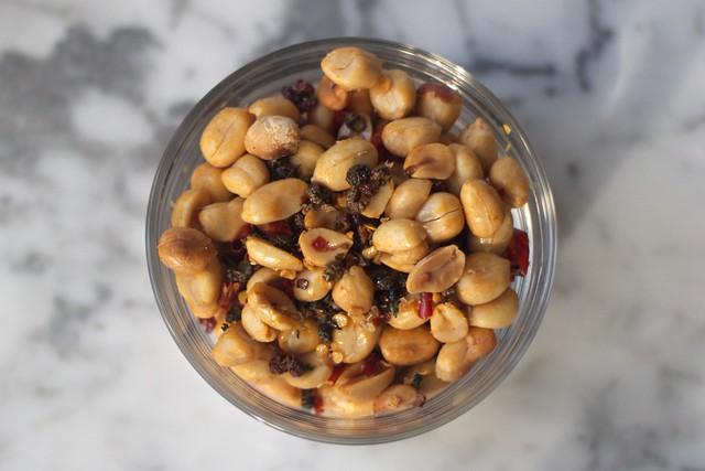 Sichuan Chile Peanuts