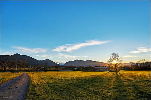 november sunset germany deutschland bavaria abend nikon sonnenuntergang herbst oberbayern landschaft d3 heimgarten benediktbeuern herzogstand 2470mmf28 jochberg captureone8 perfectphotosuite9 pps9
