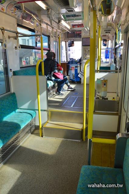 函館市電8100形電車