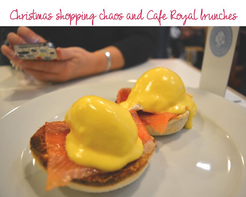 cafe royal brunch