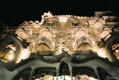 Casa Batlló. Barcelona. Spain