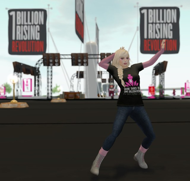 One Billion Rising - 14 Feb 2015!