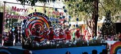 Santa show at Varee School