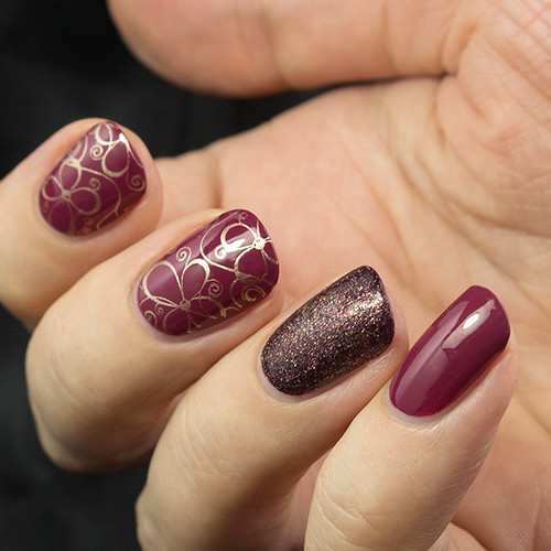 Picture Polish Bonkers & Golden Rose Holiday 59