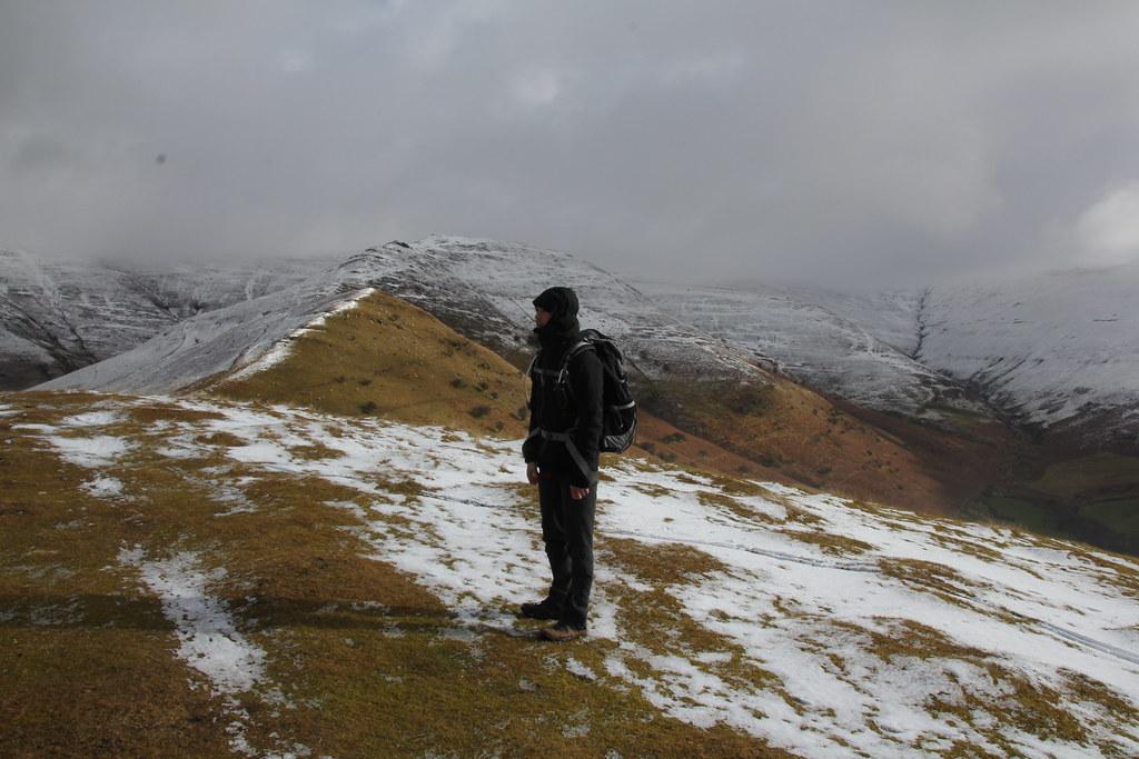 Black Mountains, castell dinas, mynydd troed, talgarth, waun fach, y grib, pen trumau, mynydd llysiau