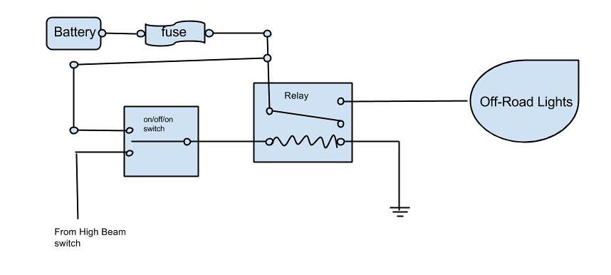 diagram of my led bar wiring   by maniak_az
