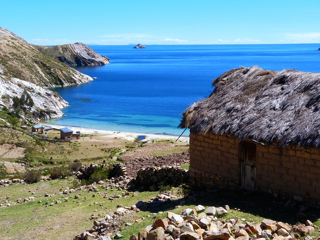 Isla de Sol (Lago Titicaca, Bolivia)