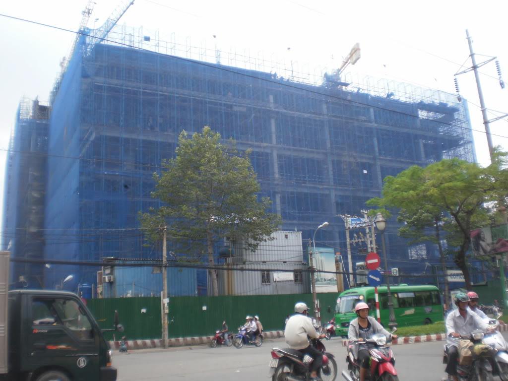 Tiến Độ Khả Quan Của Golden Plaza Và Tầm Nhìn Toàn Diện Về Sài Gòn