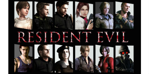 Resident Evil Achievements list