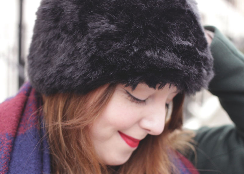 Topshop Cossack Hat, Bumpkin Betty