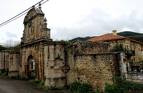 Otra Casona Palacio de Vega, en Cantabria.