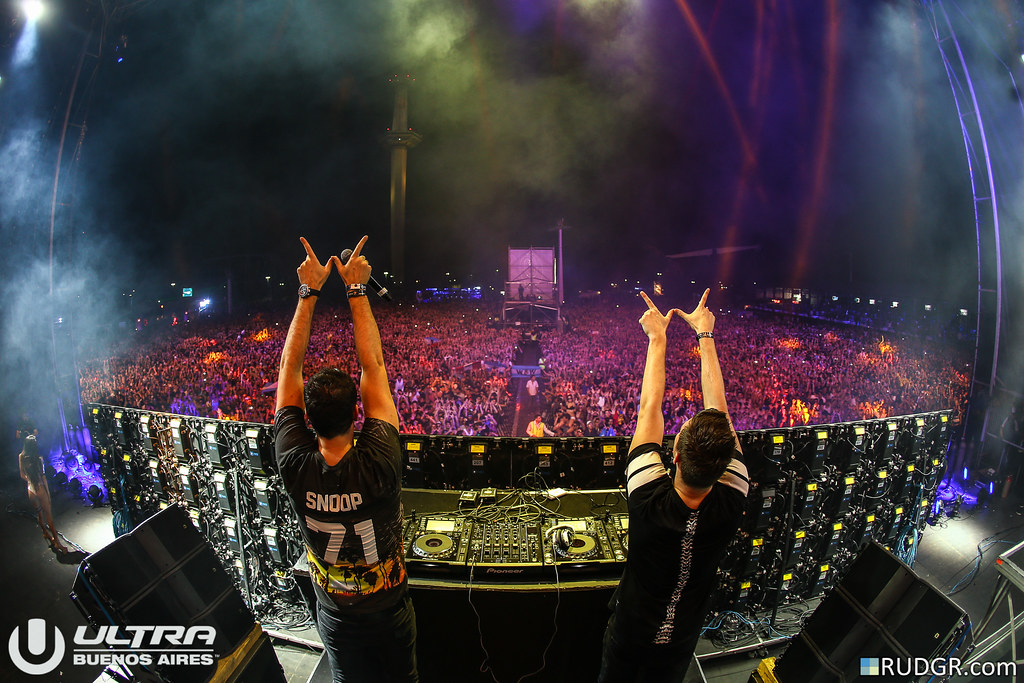W&W @ Ultra Buenos Aires 2015