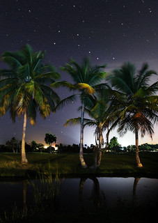 Puerto Rico Astrophotography - Big Dipper constellation Canon 60Da