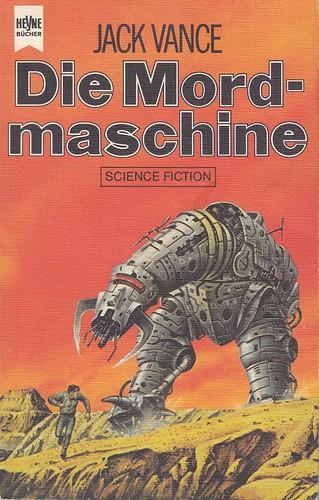 Jack Vance / Die Mordmaschine