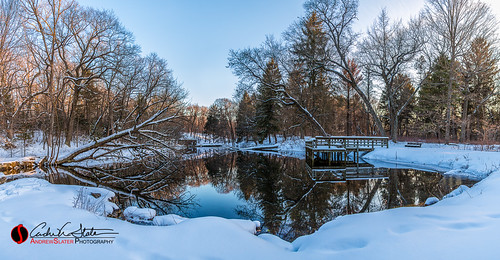 trees winter sunset snow ice nature wisconsin canon landscape frozen pond unitedstates eagle landscapephotography discoverwisconsin travelwisconsin 5dmarkiii andrewslaterphotography paradisespringnaturetrail