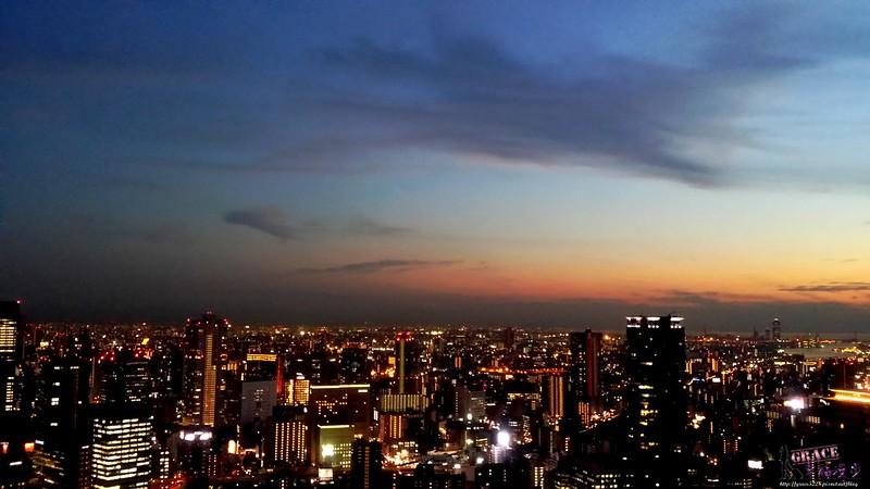 大阪梅田空中庭園展望台
