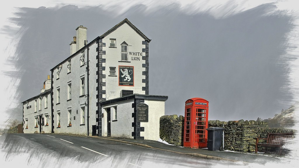 White Lion Inn, (Patterdale)
