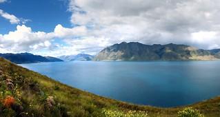 Lake Hawea. Otago.NZ.