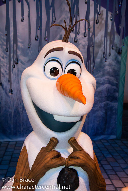 Meeting Olaf