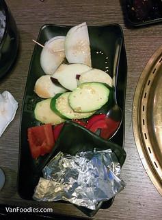 Assorted Veggies & Mushroom Medley