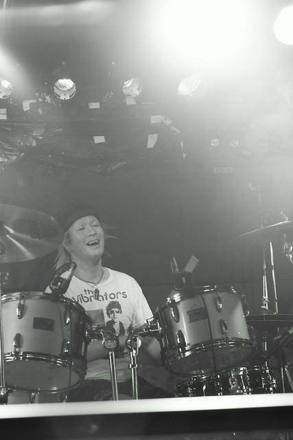 ナポレオン Napoleon live at Outbreak, Tokyo, 18 Mar 2015. 026