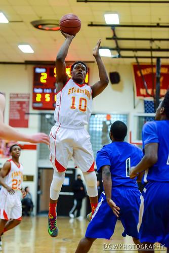 Stratford vs. Bunnell - High School Basketball