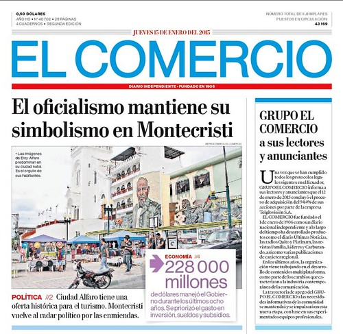 Venda do jornal el comercio marca momento decisivo para for Que es el comercio interior