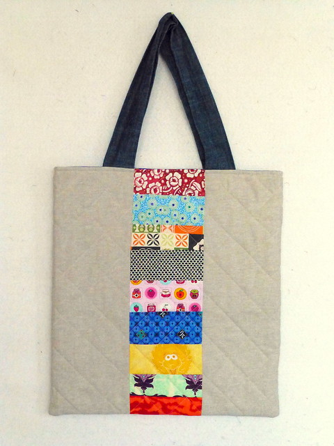 Beginners tote bag