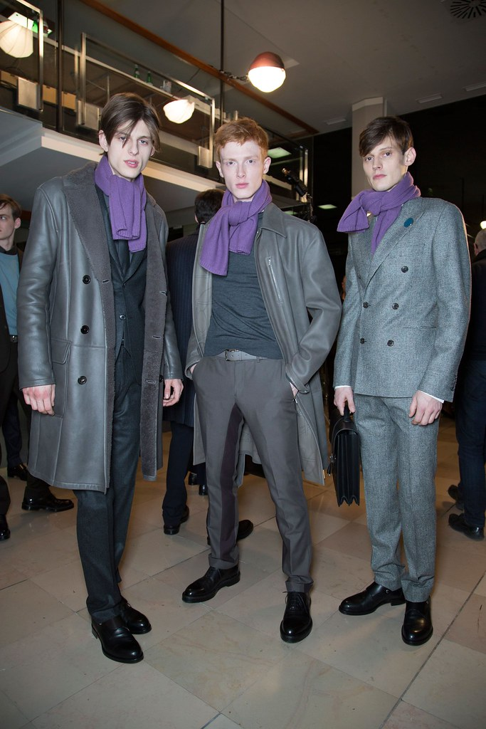 FW15 Paris Hermes329_Elvis Jankus, Linus Wordemann, Adam Butcher(fashionising.com)