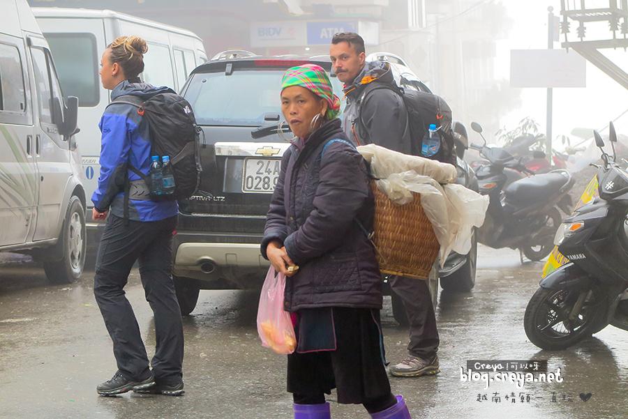 2015.02.22▐ 越南情願一直玩▐ 到這裡你才是少數民族的北越沙壩 Sapa 11.jpg