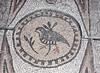 Ancient greek mosaic