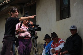 Rodaje de la película NIUPAMANDA KUNANGAMA