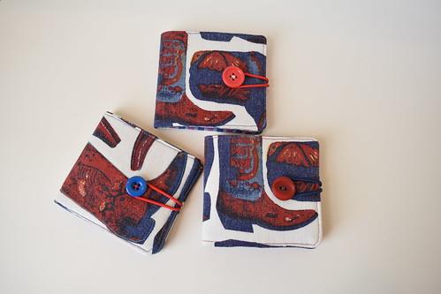 Texas boots wallets