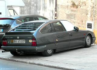 Citroen CX 25 TRD Turbo 2 ABS