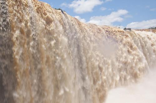 【写真】世界一周 : イグアスの滝(ブラジル側)
