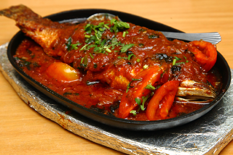 Shaheen-Palace Sizzling-Fish