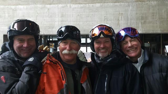 Dudes At Snowbird