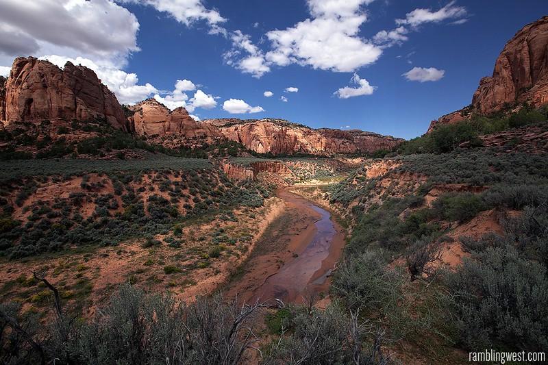 Keet Seel Canyon