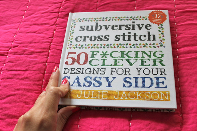 Subversive Cross Stitch preview